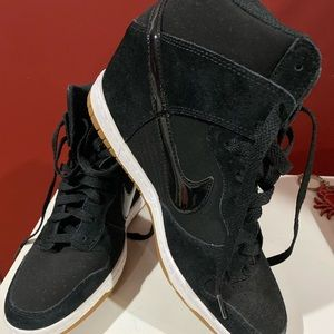 Nike Women's Swoosh Platform Shoes!